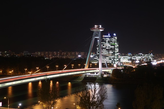 Most SNP / UFO Bridge