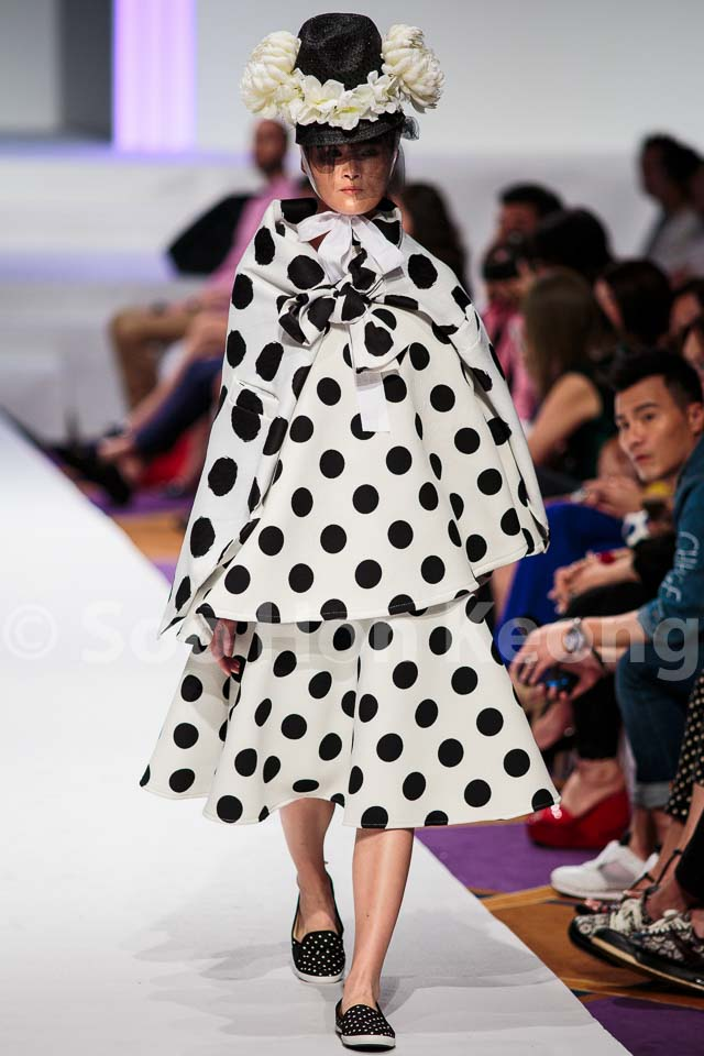 Max Mak Collection - Malaysia Fashion Week @ Kuala Lumpur, Malaysia