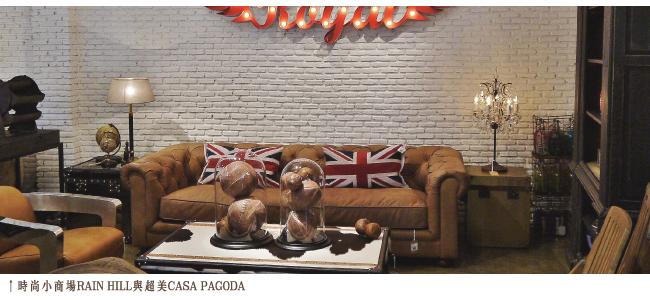 bangkok曼谷自由行-時尚小商場RAIN-HILL與超美CASA-PAGODA