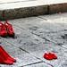 La violenza contro le donne è una delle più vergognose violazioni dei diritti umani. (Kofi Annan) by Margcoss