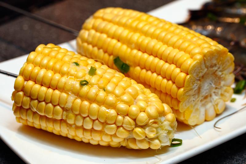 Kilo Grill Corn