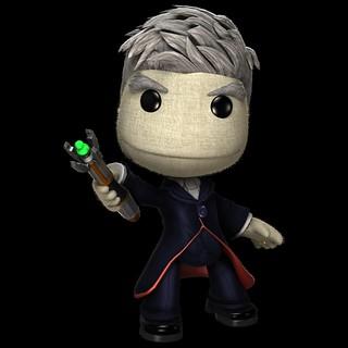 Twelfth Doctor Costume