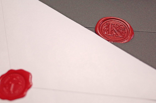 double sealing stamp