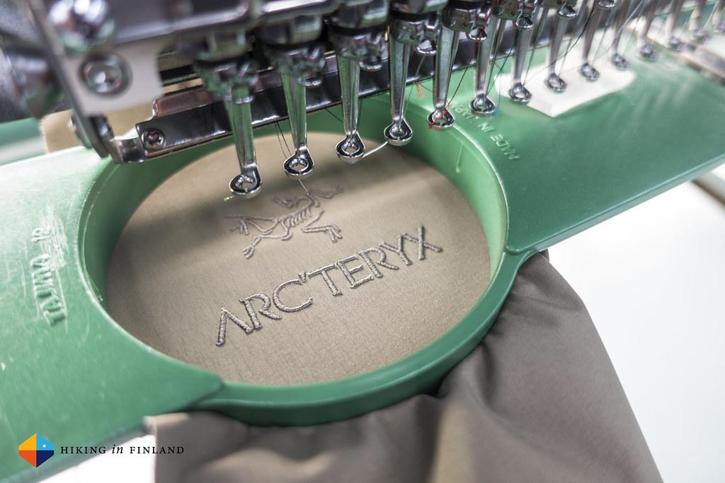 Automatic stitching