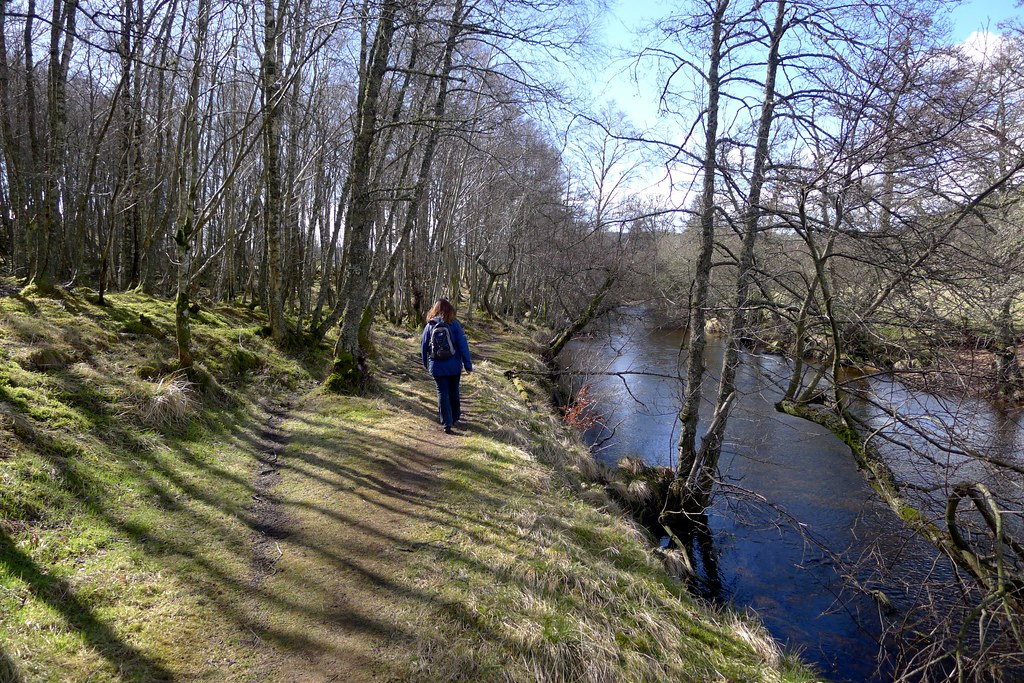 Leslie by the Water of Tanar