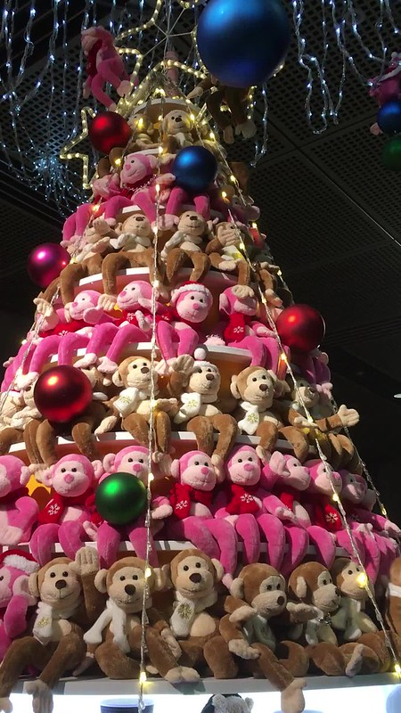 Tokyo International Forum Monkey Tree 04