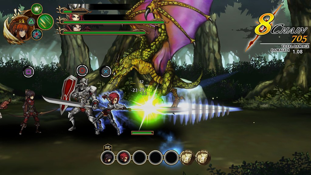 Dark Fantasy Action Rpg Fallen Legion Announced For Ps4
