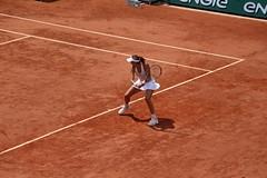 Roland Garros 2015 - Garbine Muguruza