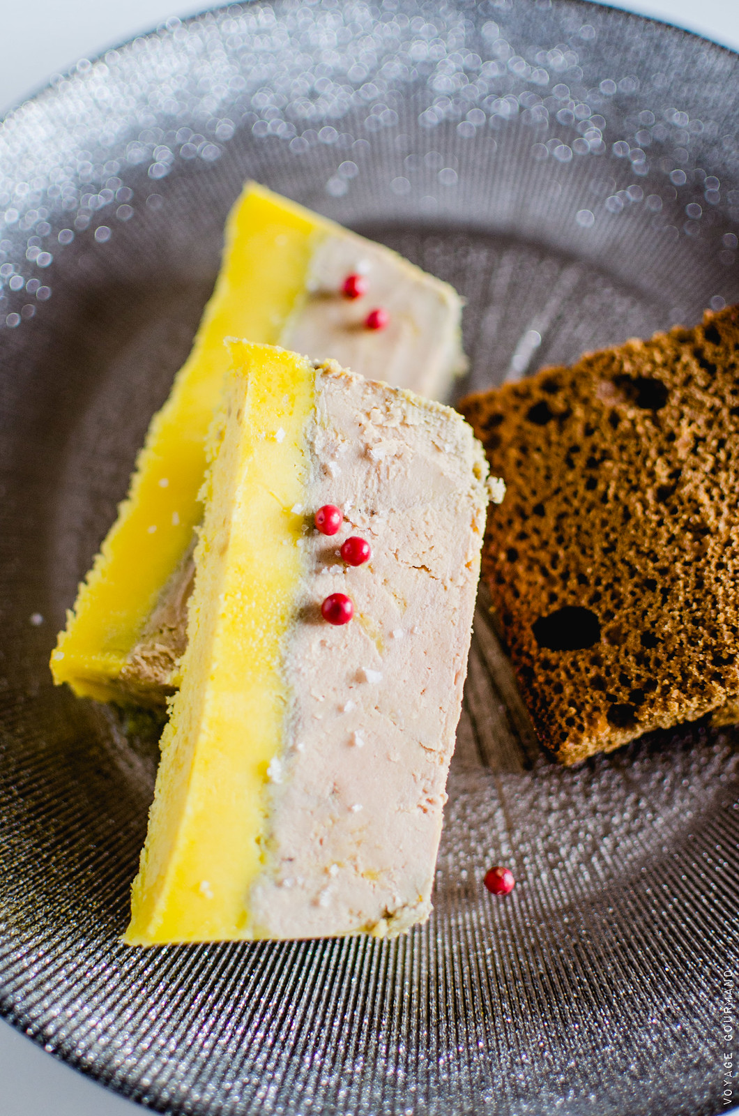 Foie gras au muscat
