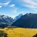 Aoraki Mount Cook, Village & National Park by Falcdragon