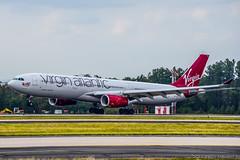 Virgin Atlantic Airbus A330-343 G-VNYC