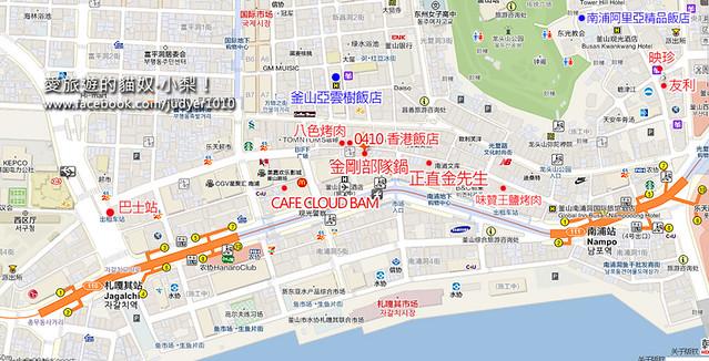 南浦地圖1