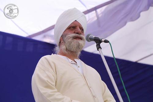 SNM Zonal Incharge, Harbhajan Singh from Mussoorie, Uttarakhand