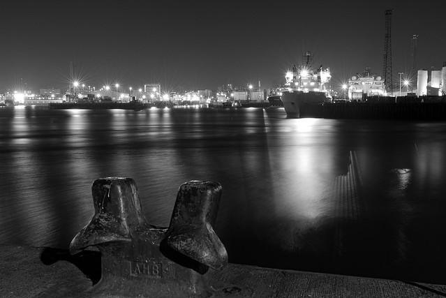 Harbourside, Aberdeen, March 2015