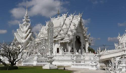 Wat Rong Khun - Chiang Rai - North Thailand