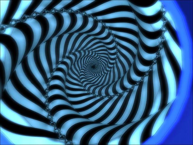 Existence In Balance - Cyclical Spin Vortex