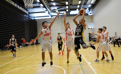 Petite Finale Sam CPE - Lugano Tigers U16  12