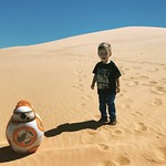 Come on BB-8, we have some storm troopers to chase. by bartlewife
