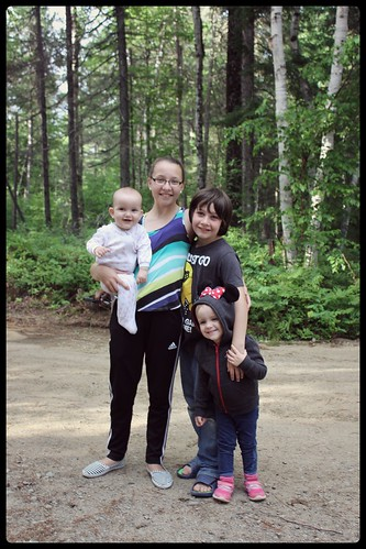 Réserve Mastigouche - les 4 enfants