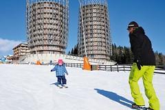 S malými dětmi (poprvé) do Alp