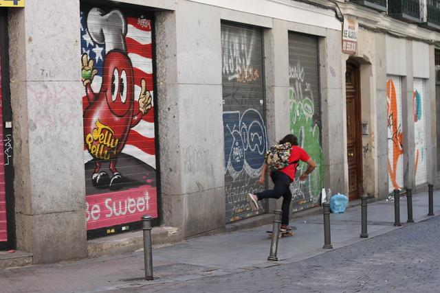 Madrid Skateboarding
