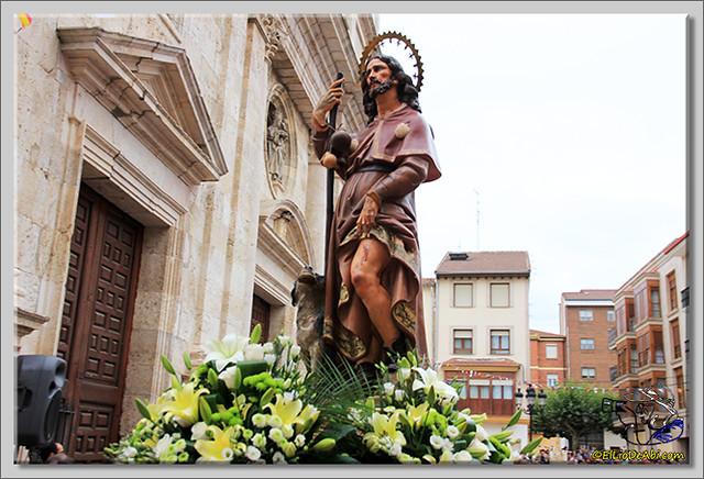Briviesca en Fiestas 2.015 Procesión del Rosario y canto popular de la Salve (5)