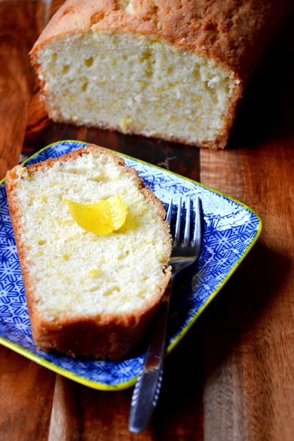 Recipe for Madeira Cake