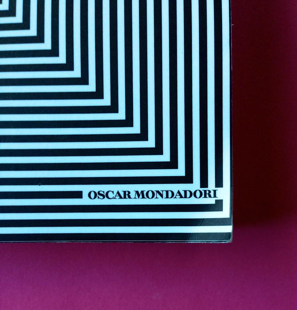 Oscar Mondadori / ied: edizione speciale di 10 titoli per i 50 anni degli Oscar. Art direction: Giacomo Callo. Copertina (part.) 6