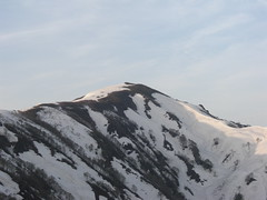 Mt. Mijo from the north