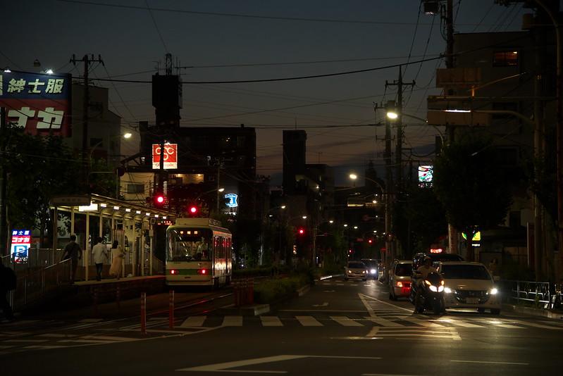 Tokyo Train Story 都電荒川線