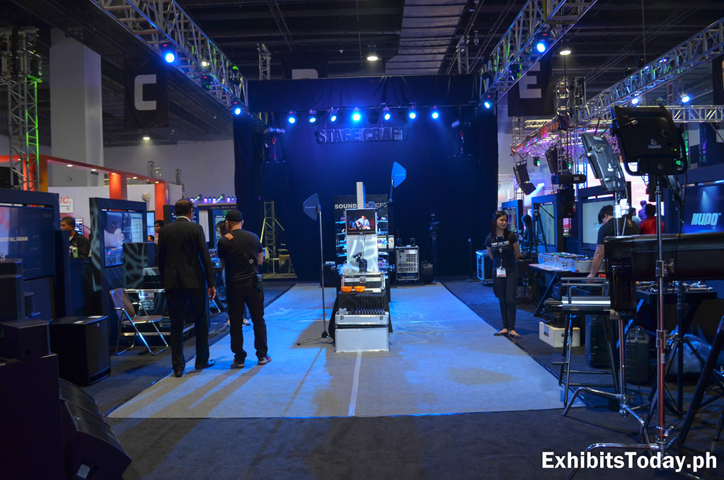 Stage Craft International Music Pavilion