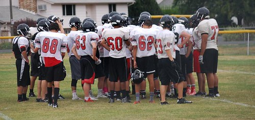 Football practice 6