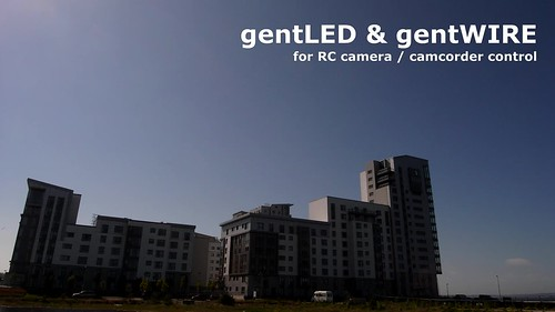 gentLED & gentWIRE remote shutter releases