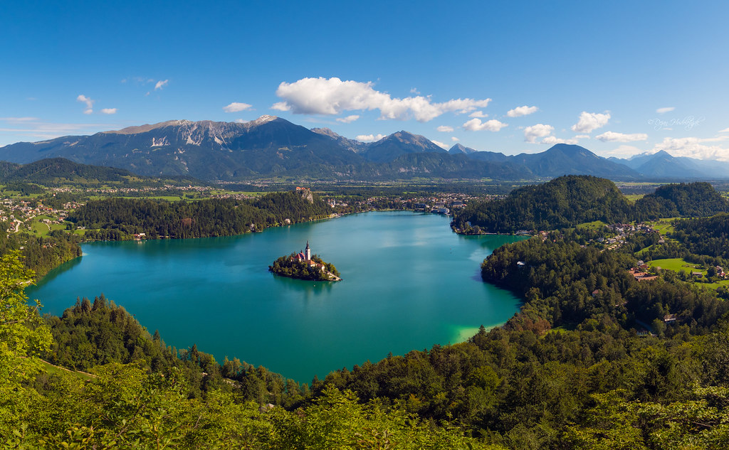 Lake Bled - Beauty of Slovenia