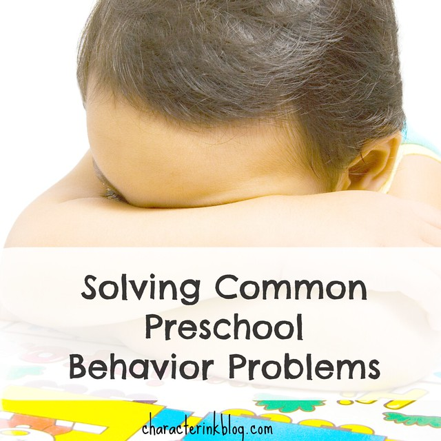 Solving Common Preschool Behavior Problems