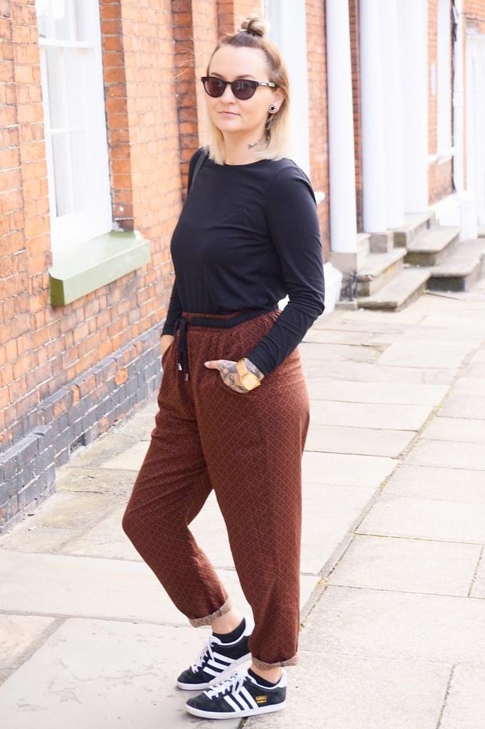 new look heritage trend 70's katelouiseblog