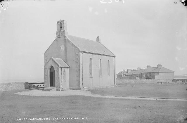 Church, Arranmore, Aran Islands, Co. Galway
