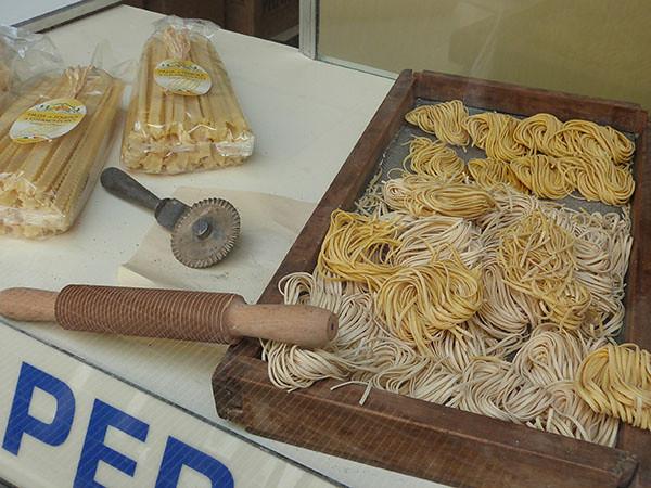 la pasta de chez Giustetto