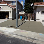 Neighboring Driveway Extensions In Vacaville