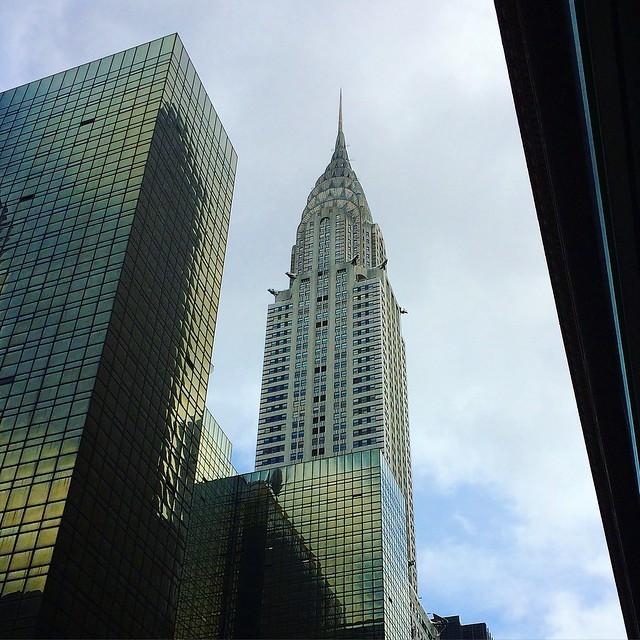 beautiful Chrysler building