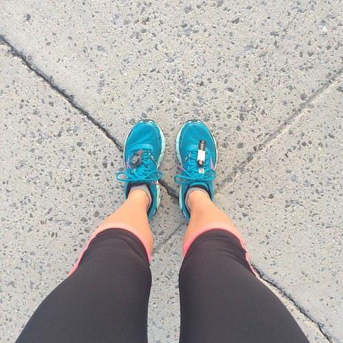 Starting the week off on the right foot. BadRunnerPuns