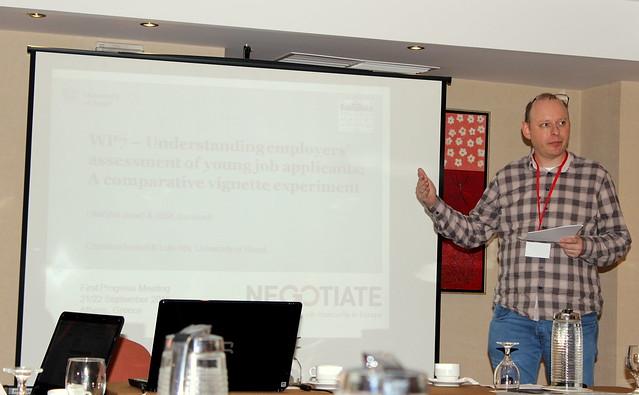 First progress meeting, 21-22 September Athens