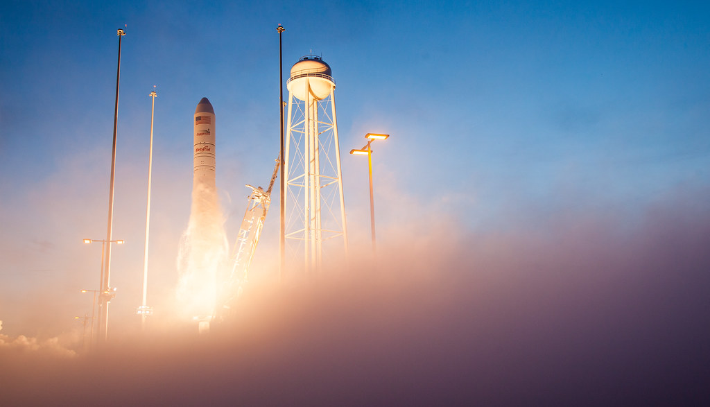 Orbital ATK Antares Launch (201410280016HQ)