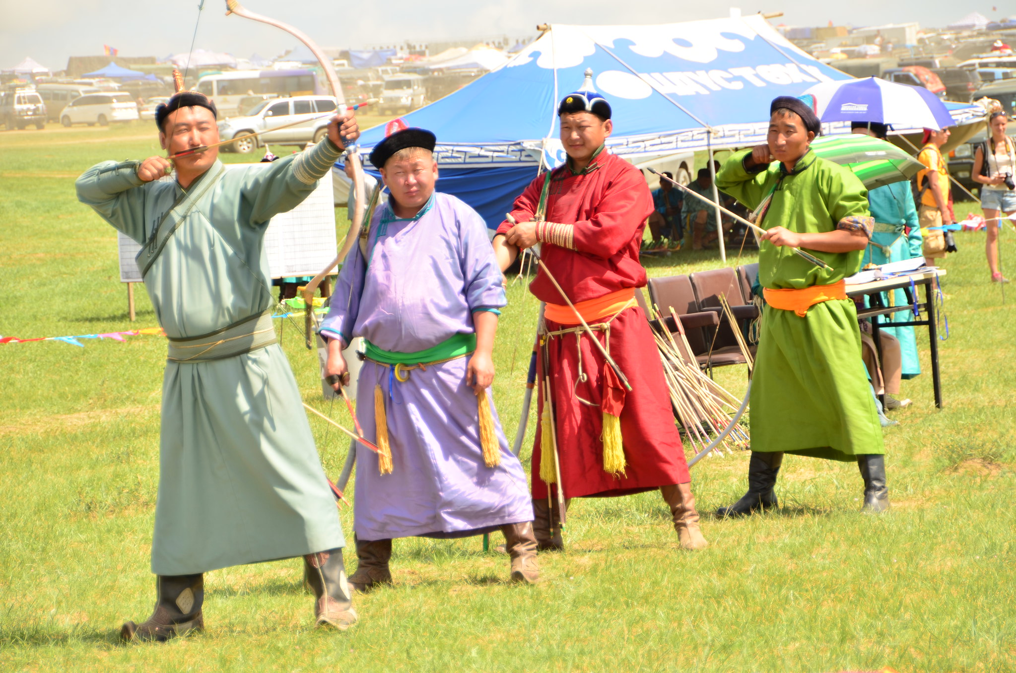 Jewels of Mongolia with Rural Naadam Festival in Khuvsgul lake