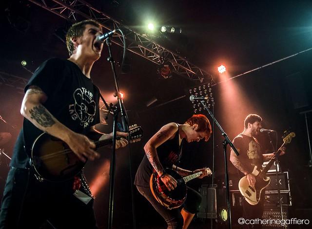 The Roughneck Riot @Grand Soufflet 2015