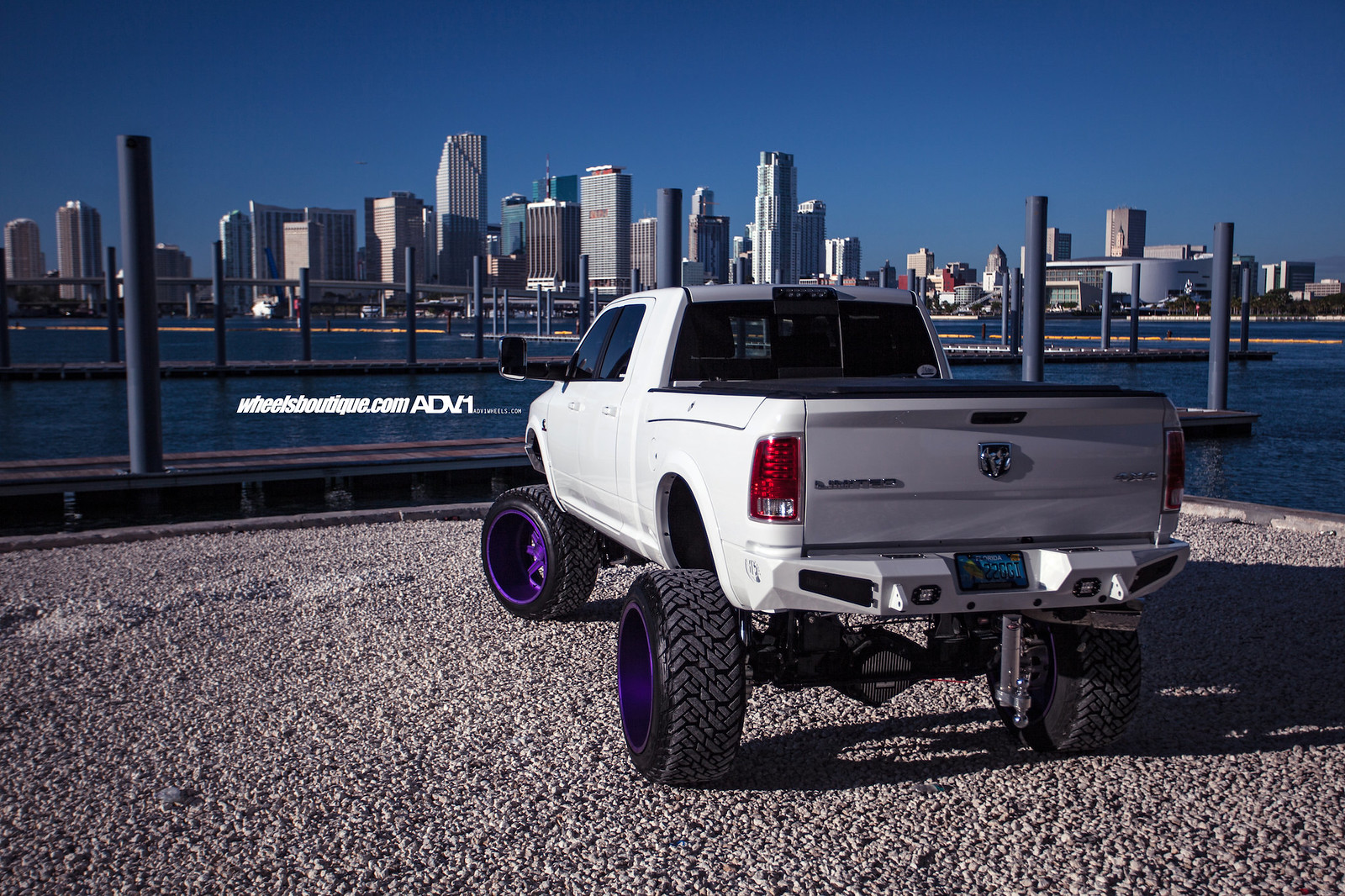 Wheels Boutique – RAM 2500HD x ADV08R Truck Spec HD 1 SL