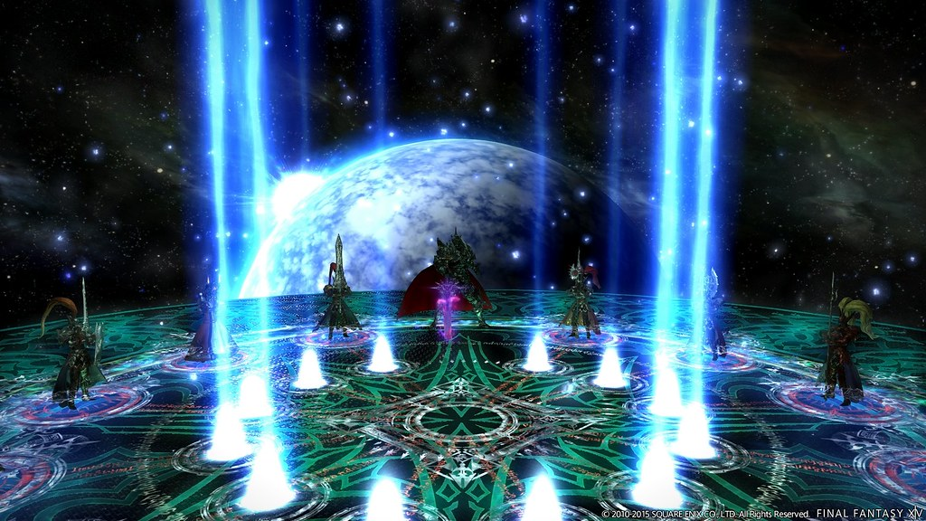 Final Fantasy XIV Patch 3.1