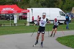Kožíšek soupeřil na kole se Synkem, teď se soustředí na lyžařské sprinty