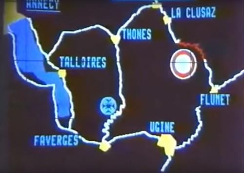 GPS, RENAULT 11 ELECTRONIC