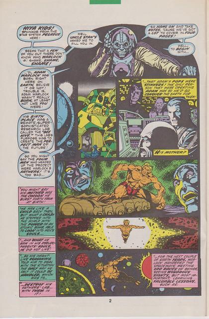 Warlock (1992) 1 - Page 2